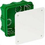 Монтажная коробка для сплошных стен Schneider IMT35122 (100х100х50 мм)