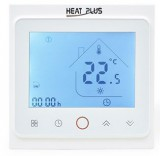 Сенсорный программатор для теплого пола Heat Plus BHT-002W (Wi-Fi) белый