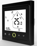 Сенсорный программатор для теплого пола Heat Plus BHT-002W (Wi-Fi) черный