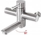 MIXXUS Смеситель для ванной MIXXUS Sus-009 (Euro)