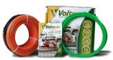 Тонкий нагревательный кабель под плитку Volterm HR12 2300 (2300Вт/192,0м)