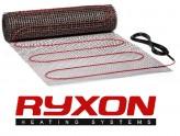 Нагревательный мат Ryxon | Теплый пол под плитку 0,5 м2