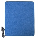 Теплый коврик с подогревом LIFEX WC 50х40 см | Синий