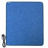 Теплый коврик с подогревом LIFEX WC 50х80 см | Синий