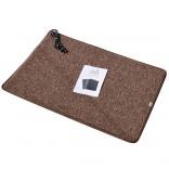 Инфракрасный коврик с подогревом LIFEX WC 50х120 см | Коричневый