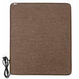 Теплый коврик с подогревом LIFEX WC 50х180см (коричневый)