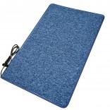 Электрический коврик с подогревом LIFEX WC 50х180 см | Синий