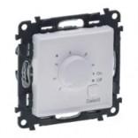 Legrand Термостат с датчиком для теплых полов лицевая панель Legrand Valena Life 752134 белый