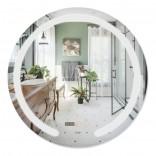 Q-tap Зеркало с антизапотиванием Q-tap Mideya LED 600х600 (QT2078F802W)