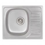 Мойка Q-tap 5848 Micro Decor (QT5848MICDEC08)