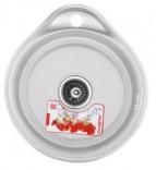 Zerix Мойка кухонная ZERIX Z4843-06-160E (SATIN) (ZS0566)