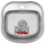 Мойка кухонная ZERIX Z4947-08-180MD (micro decor) (ZS0569)