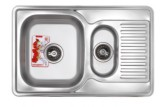 Мойка кухонная ZERIX Z7850A-08-180MD Armonia (micro decor) (ZS0577)
