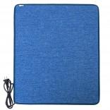 LIFEX Электрический коврик с подогревом LIFEX WC 100х100 см   Синий
