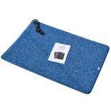 LIFEX Электрический коврик с подогревом LIFEX WC 100х150 см   Синий