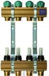 Коллектор водяного теплого пола KAN-Therm 75020A (2 контура)