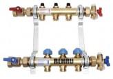 Коллектор водяного теплого пола Rehau HKV 3