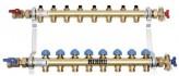 Коллектор водяного теплого пола Rehau HKV 8 (8 контуров)