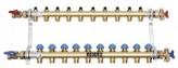 Коллектор водяного теплого пола Rehau HKV 10 (10 контуров)