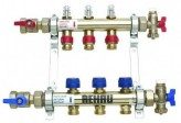Коллектор водяного теплого пола Rehau HKV-D 3