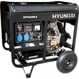 Трехфазная электростанция Hyundai DHY 6000LE-3