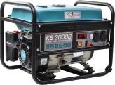 Гибридный генератор Könner&Söhnen KS 3000G (газ/бензин)