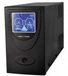 ИБП LogicPower UL650 AVR, USB, LCD