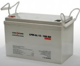Logicpower Аккумуляторная батарея LPM-GL 12 - 100 AH