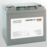Аккумуляторная батарея LP-MG 12-40