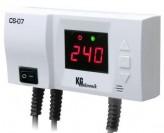 Регулятор температуры KG Elektronik CS-07 (для насоса ЦО)