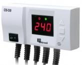 Регулятор температуры KG Elektronik CS-08 (для насоса ЦО+ГВС)
