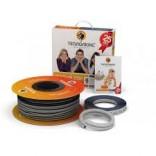 Одножильный греющий кабель 20ТЛОЭ2-170 (3,40кВт) 17-21 м2