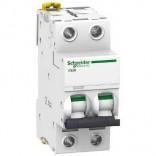 Автоматический выключатель iC60N 2P 50A C (Acti 9)