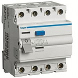 Устройство защитного отключения Hager 4x40A,30mA (CD440J)