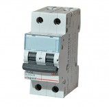 Автоматический выключатель TX³ C,10A,2П,6kA (404040)