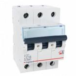 Автоматический выключатель TX³ C,63A,3П,6kA (404062)