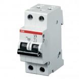 Автоматический выключатель ABB S202-C63