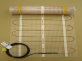 Тонкий греющий мат под плитку Fenix CM150/1 м2