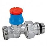 "Проходной термостатический клапан Giacomini R412X034 (1/2"" X18)"
