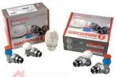 Комплект для подключения радиатора Giacomini R470FX003