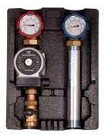 Высокотемпературная насосная группа ICMA 93R003AEDP321