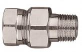 Herz Проходная муфта быстроразъемная радиаторная Herz DN15