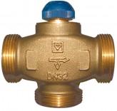 Термостатический трехходовой клапан Herz CALIS TS RD (DN15)