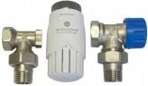 Угловой термостатический комплект Schlosser GZ1/2xGW1/2 (602200001)