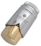 Термостатическая головка Schlosser Brillant SH (M30x1.5) Хром-золото (600200010)