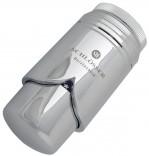 Термостатическая головка Schlosser Brillant HТ (M28x1.5) Хром (600300003)