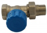 """Термостатический клапан Schlosser (фигура прямая) 1/2"""" (601200004)"""