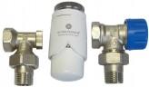 Угловой термостатический комплект Schlosser GZ1/2xGW1/2 (602200003)