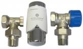 Угловой термостатический комплект Schlosser GZ1/2xGW1/2