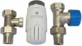 Прямой термостатический комплект Schlosser GZ1/2xGW1/2 (602200002)